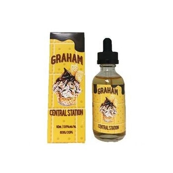 Graham Central Station Plus One Vapor 50ml 00mg