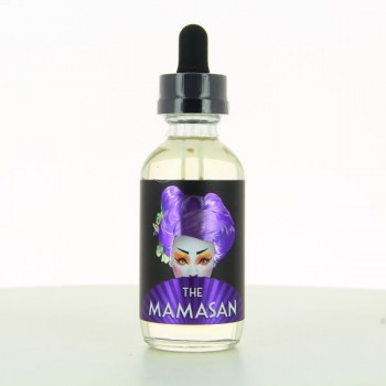Purple Cheesecake The Mamasan 60ml 00mg
