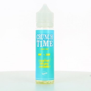 Crunch Time ZHC Mix Series California Vaping Co 50ml 00mg