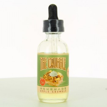 Homemade ZHC Mix Series The Crumble 50ml 00mg