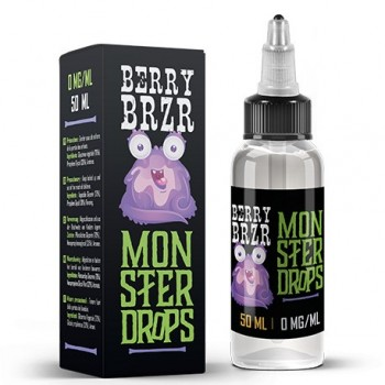 Berry Brzr 50in60 ZHC Mix Series Monster Drops 50ml 00mg