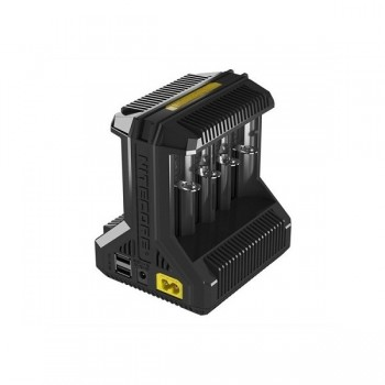 Chargeur Intellicharger I8 Nitecore