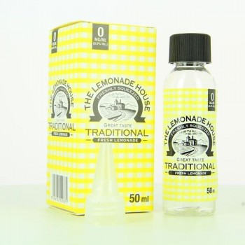 Traditional ZHC Mix Series The Lemonade House 50ml 00mg