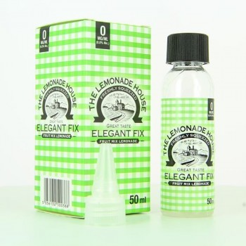 Elegant Fix ZHC Mix Series The Lemonade House 50ml 00mg
