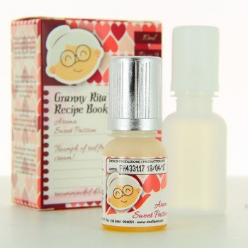 Sweet Passion Arome DEA Granny Rita 10ml