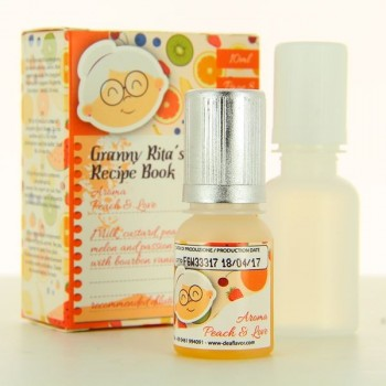 Peach & Love Arome DEA Granny Rita 10ml