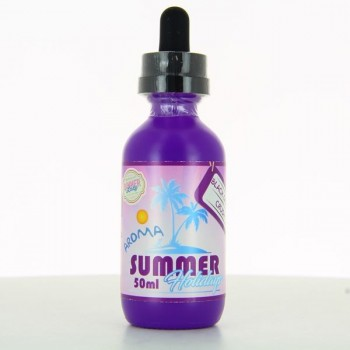 Black Orange Crush ZHC Mix Series Dinner Lady Summer Holidays 50ml 00mg