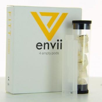 Pack de 4 cartouches 3.5ml Fitt Envii