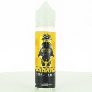 Banana Obscure Juicestick 50ml 00mg