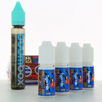 Tiger Milk + Unicorn vide 30ml Boombox 4X10ml