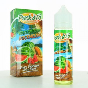 Watermelon Rockmelon ZHC Mix Series Pack à l'Ô 50ml 00mg