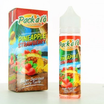Pineapple Strawberry ZHC Mix Series Pack à l'Ô 50ml 00mg