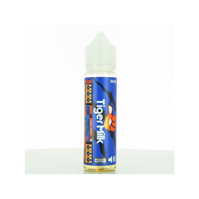Tiger Milk Boombox 50ml 00mg