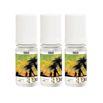 Marley Connection Back To The Past E Saveur 3X10ml