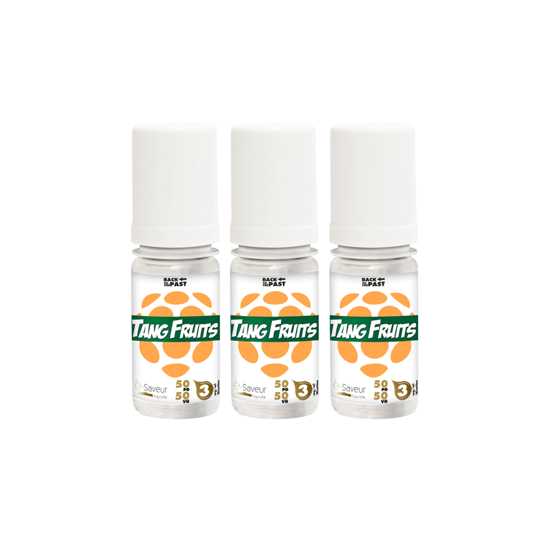 Tang Fruits Back To The Past E Saveur 3X10ml