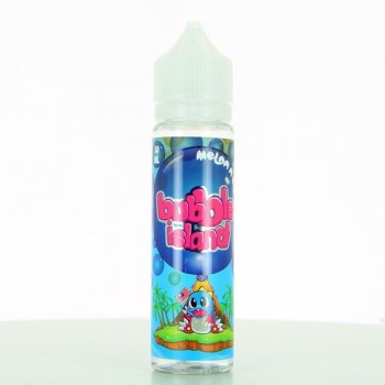 Melon & Straw Bubble Island 50ml 00mg