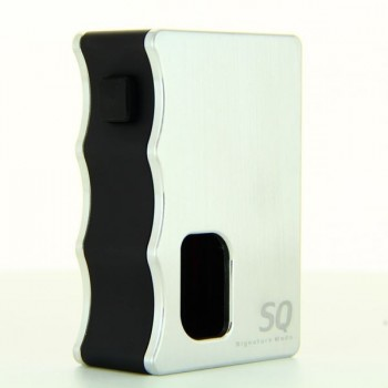 Signature Mods SQ Squonk Black-Silver Signature Tips
