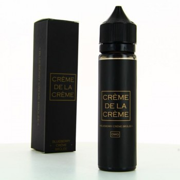 Blueberry Creme Brulee ZHC Mix Series Creme de la Creme 50ml 00mg