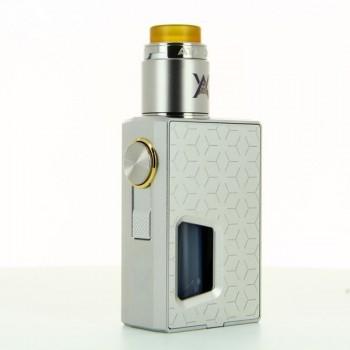 Kit Athena Squonk Mod Meca + BF RDA Silver GeekVape