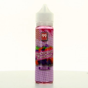 Blackcurrant Strawberry ZHC 99 Flavor 60ml 00mg