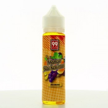 Blackcurrant Strawberry ZHC 99 Flavor 60ml 00mg
