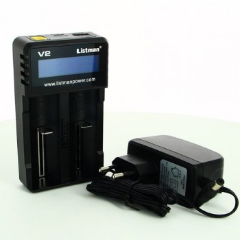Chargeur V2 3A Listman