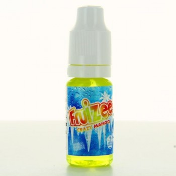 Crazy Mango Eliquid France Fruizee 10ml