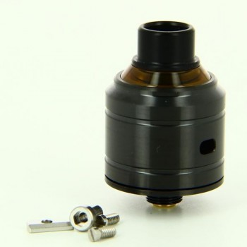 Comet RDA BF Black Titanium Vape Monster