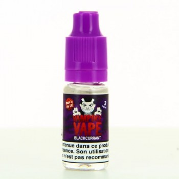 Blackcurrant Vampire Vape 10ml 00mg