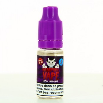 Cool Red Lips Vampire Vape 10ml