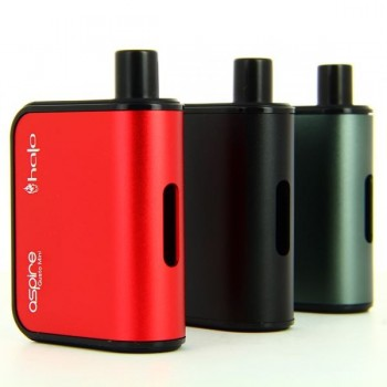 Kit Gusto Mini + Pod Halo Aspire