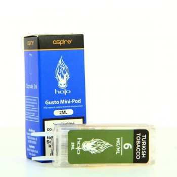 Pods 2ml Turkish Halo Aspire