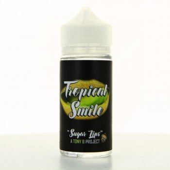 Tropical Smile Sugar Lips 100ml 00mg