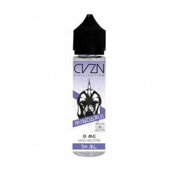 Mindarus ZHC Mix Series CVZN 50ml 00mg