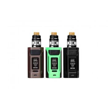 Kit Reuleaux RX2 200W + Gnome 4ml Wismec