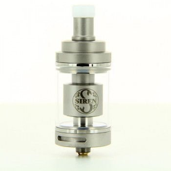 Siren 2 GTA MTL 4.5ml Silver Digiflavor