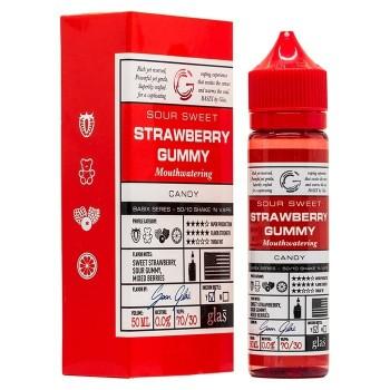 Strawberry Gummy ZHC Mix Series Glas Vapor 50ml 00mg