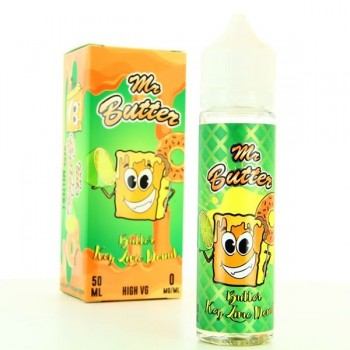 Butter Key Lime Donut ZHC Mix Series Mr Butter 50ml 00mg
