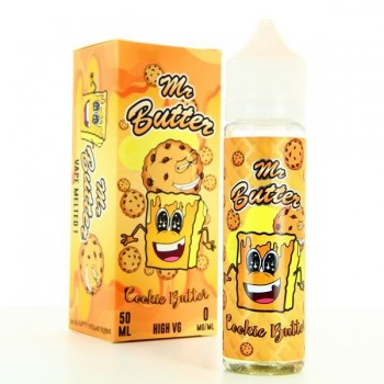 Cookie Butter ZHC Mix Series Mr Butter 50ml 00mg