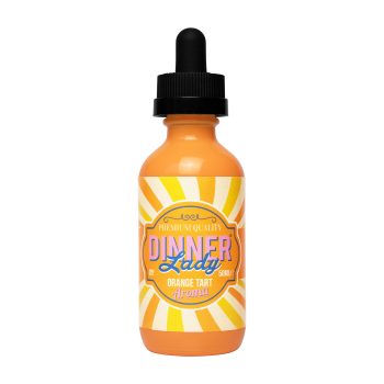 Orange Tart ZHC Mix Series Dinner Lady 50ml 00mg