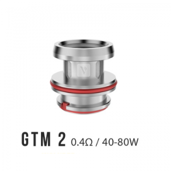 Pack de 3 résistances 0.4ohm GTM-2 Cascade Vaporesso