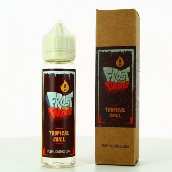Tropical Chill Frost & Furious ZHC Mix Series 50ml 00mg
