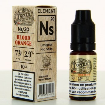 Blood Orange Nic Salts Element 10ml 20mg