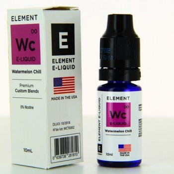 Watermelon Chill Element 10ml 00mg