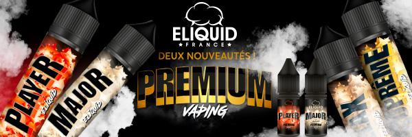 Eliquid France Premium Player 50ml