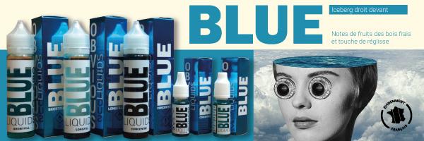 slide obvious BLUE Obvious Liquids Blue 10ml Xsmokers