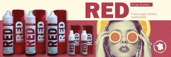 slide obvious RED Obvious Liquids Red 10ml Xsmokers