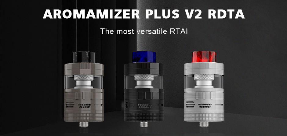 Steam Crave Aromamizer Plus V2 DL RDTA Atomizer Aro%20plus%20V2%2000