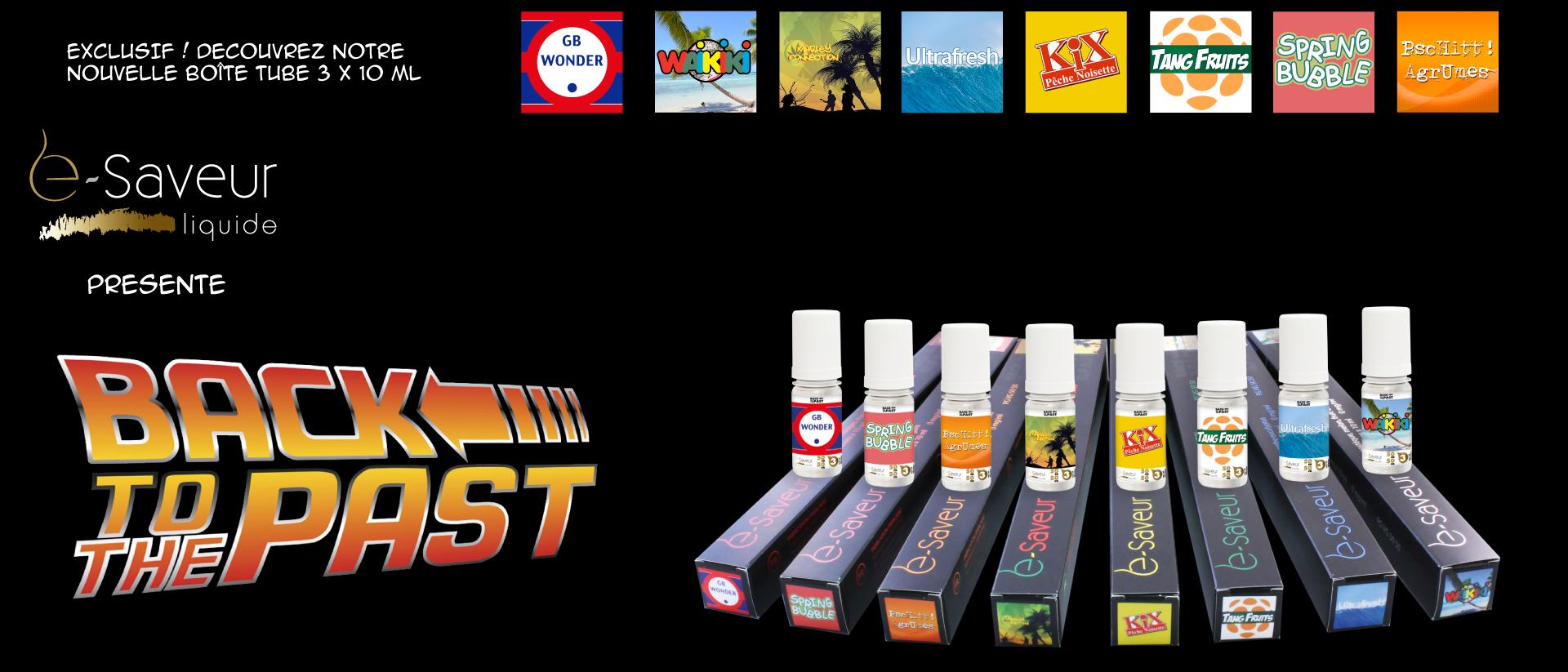 8 saveurs venues tout droit des années 90 à découvrir...