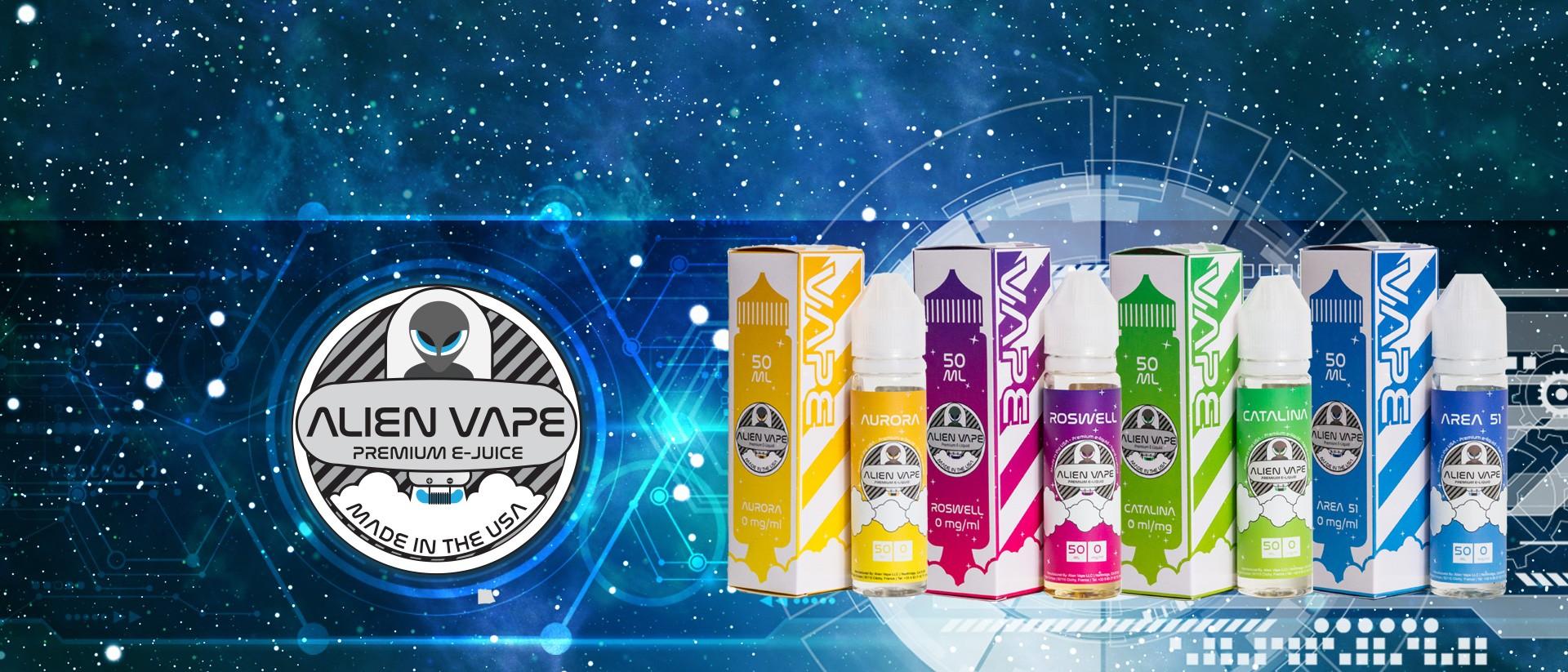 Alien Vape 50ML